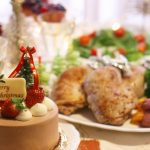 クリスマス会|保育のねらいと出し物、サンタ登場とプレゼント・給食