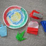 幼児と楽しむ紙皿工作の10のアイディア